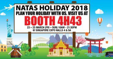 2018 NATAS FAIR 23-25 March 2018